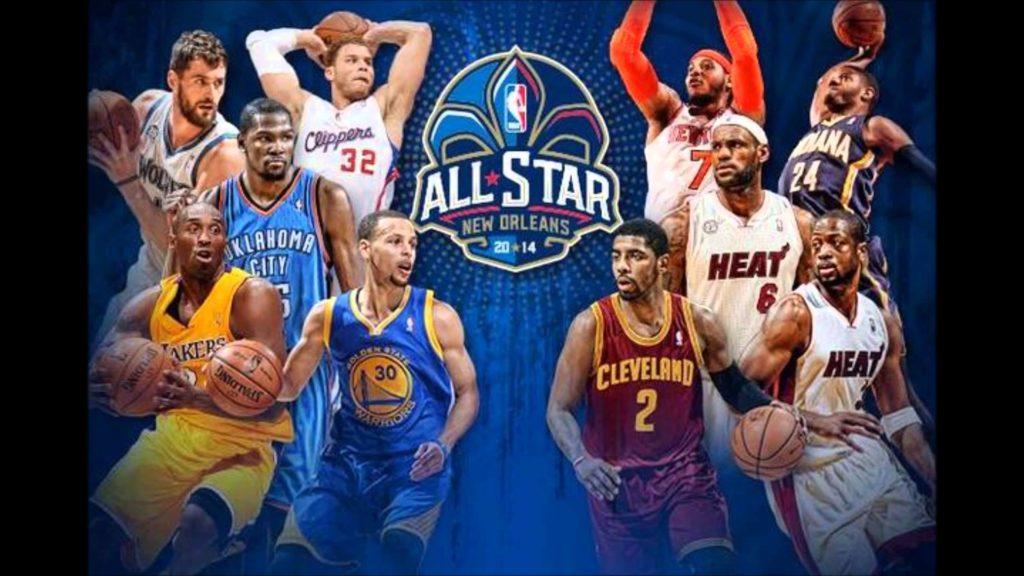NBA All Star 2019 Wallpaper Tab Theme - Supertab Themes
