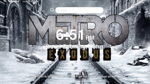 Metro Exodus Wallpaper 4k Archives Supertab Themes