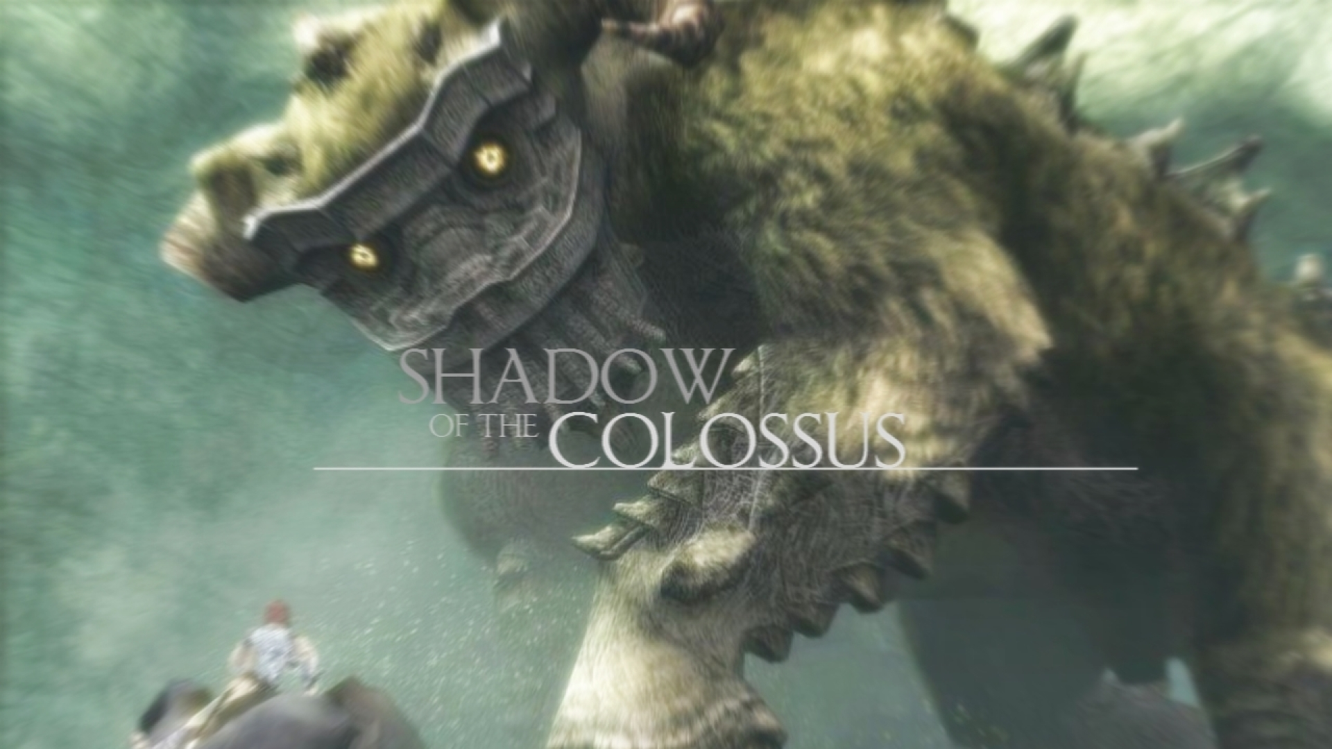 Shadow Of The Colossus Best Wallpapers Supertab Themes