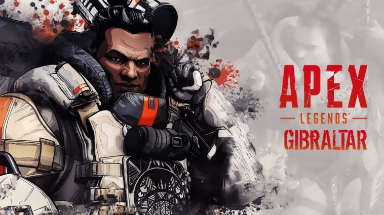 Gibraltar Apex Legends Wallpapers About Character Wallpapers