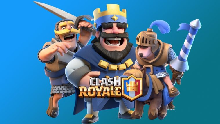 Clash royale rascals wallpaper