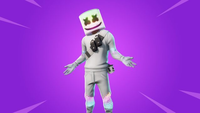 marshmello fortnite skin wallpapers for your browser - cool wallpapers fortnite season 8