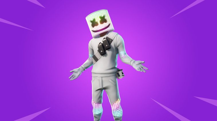 Marshmello Fortnite Skin Wallpapers For Your Browser