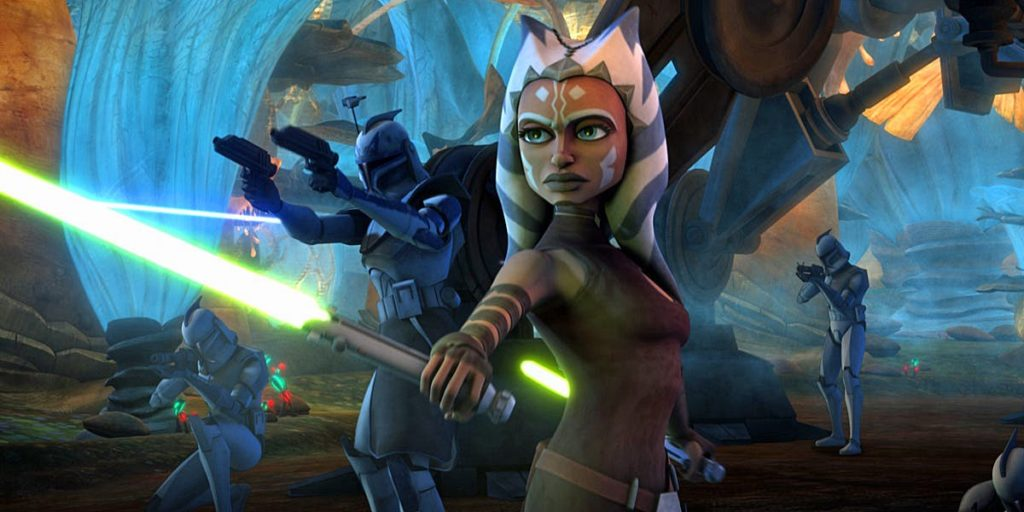 Star Wars The Clone Wars Hd Wallpapers Should You Try Out This Animated Series Supertab Themes