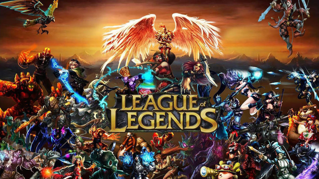 League of Legends Wallpapers - The Most Popular LoL