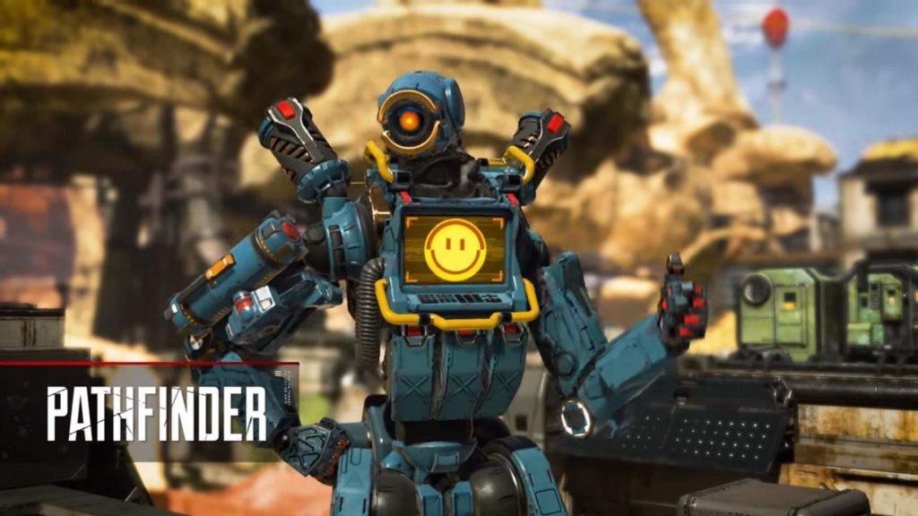 Pathfinder Apex Legends Wallpapers Supertab Themes
