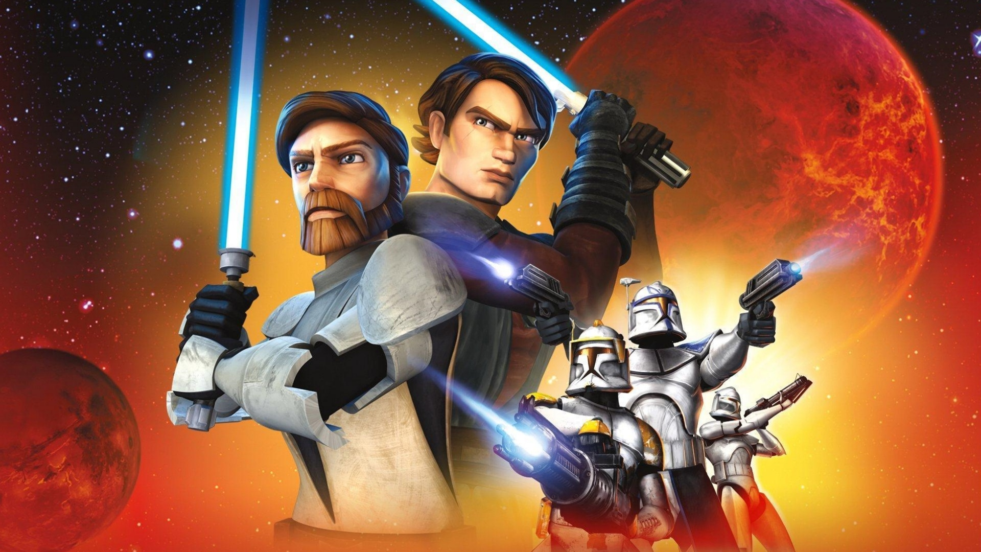 Star Wars The Clone Wars Hd Wallpapers Should You Try Out This