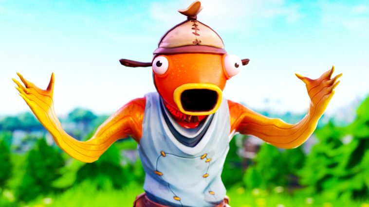 Fishstick Outfit Best Fortnite Wallpapers Supertab Themes