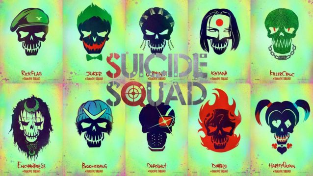 Suicide Squad Wallpaper 4k Archives Supertab Themes