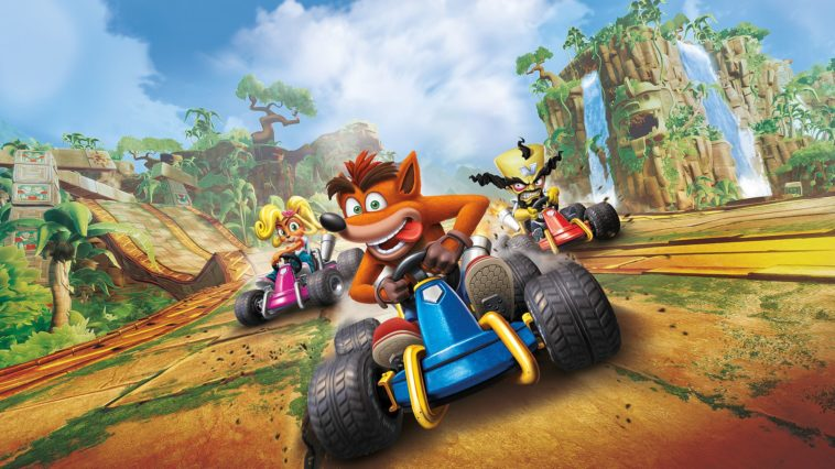 Crash Team Racing Nitro-Fueled Release
