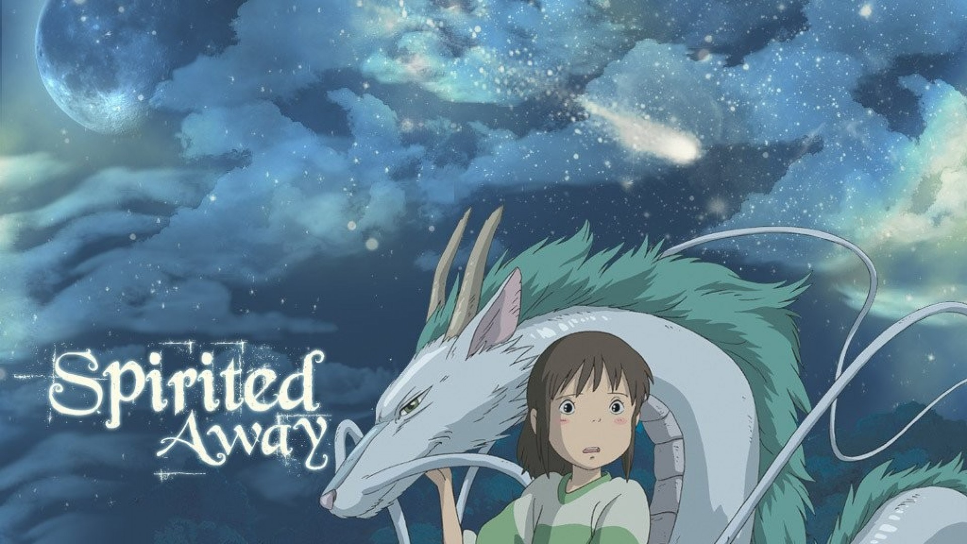 Spirited Away The Best Wallpapers Supertab Themes