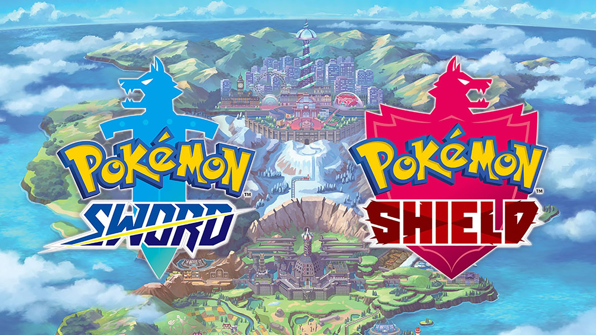 Pokemon Sword And Shield Wallpapers For Your Browser Supertab