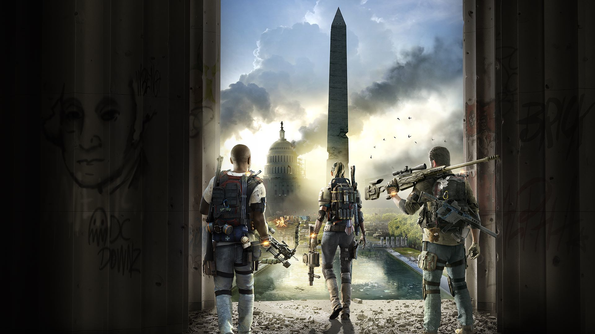 The Division 2 Best Wallpaper 2019 Supertab Themes
