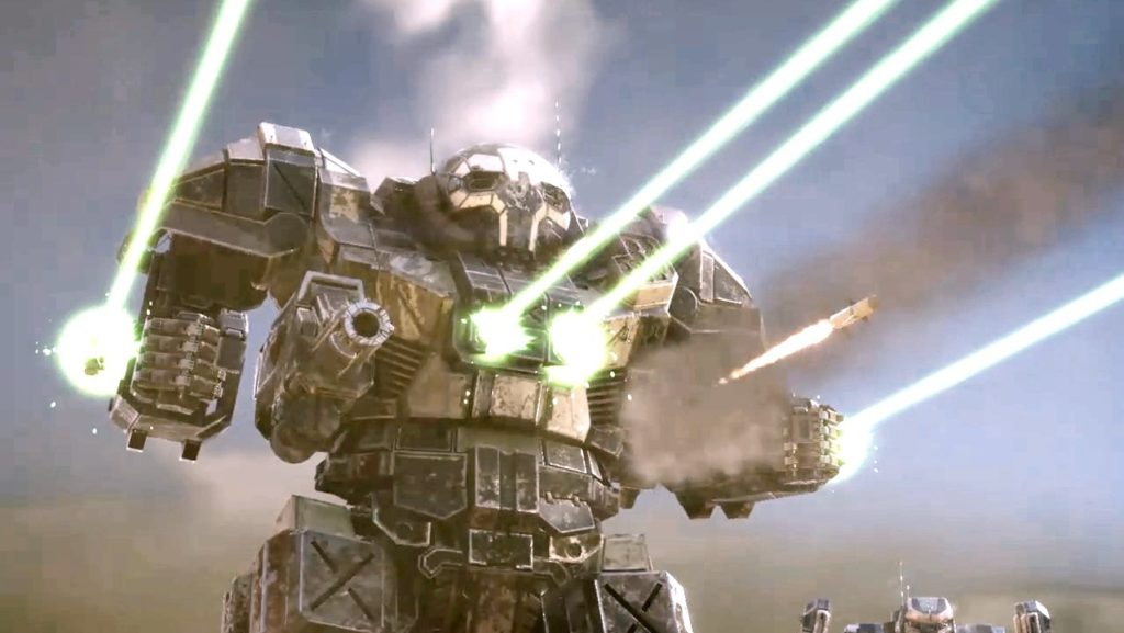 BattleTech - Best HD Wallpapers of Popular Game - Supertab Themes