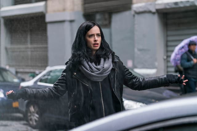 Jessica Jones Best Hd Wallpapers Of Marvel S Character Supertab Themes