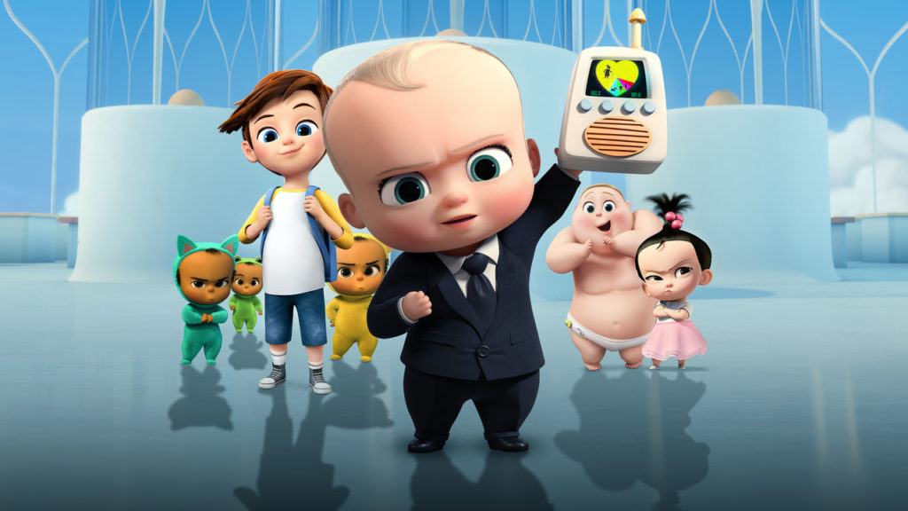 The Boss Baby Back In Business Wallpapers 2019 Supertab