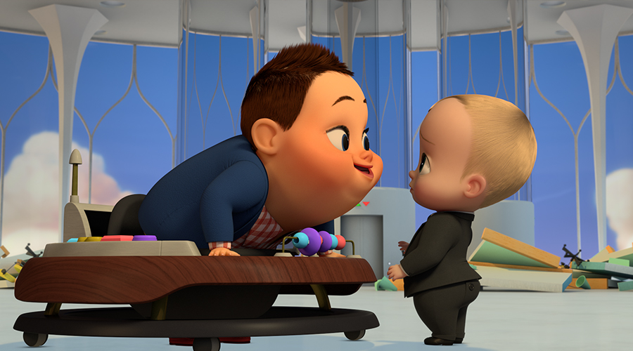 The Boss Baby: Back in Business - Wallpapers 2019 - Supertab