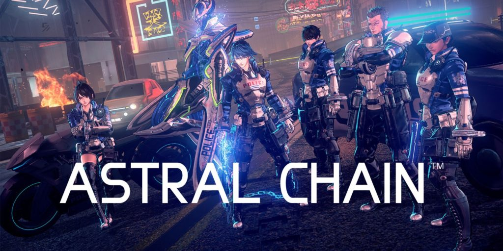 Astral Chain Everything About The Game Wallpapers