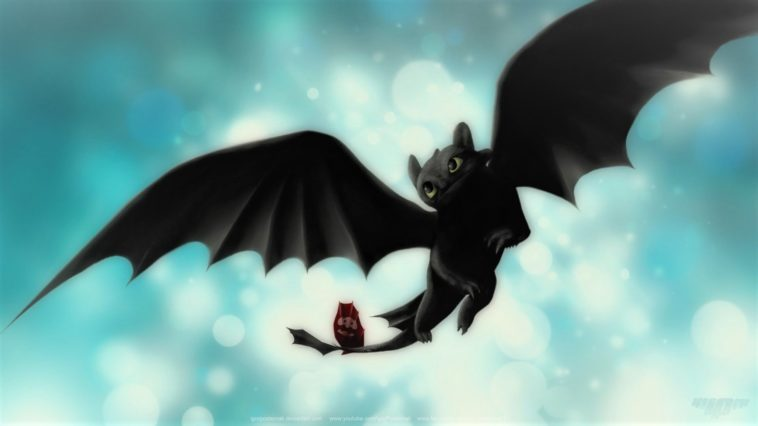 Httyd Toothless Wallpapers Fun Facts About Night Fury