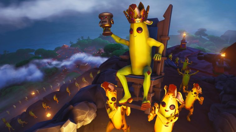 How To Get Peely In Fortnite Wallpapers Of This Popular