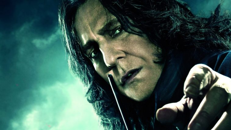 Severus Snape Was He The Best Harry Potter Character