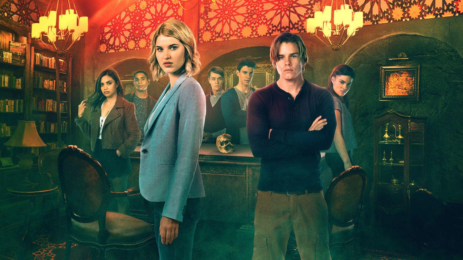 similar web series like twilight and harry potter