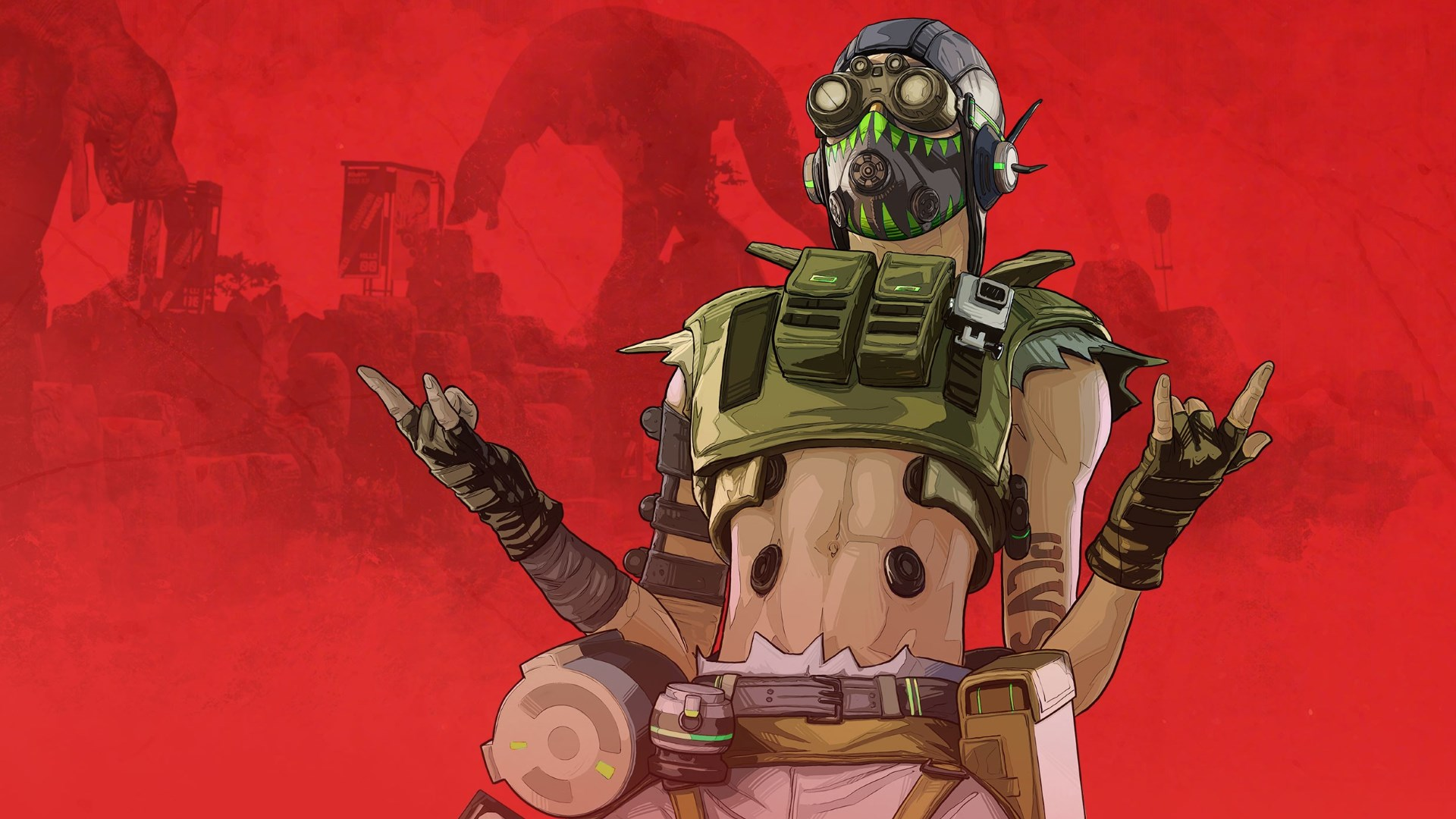 Octane Apex Legends Best Wallpapers Supertab Themes