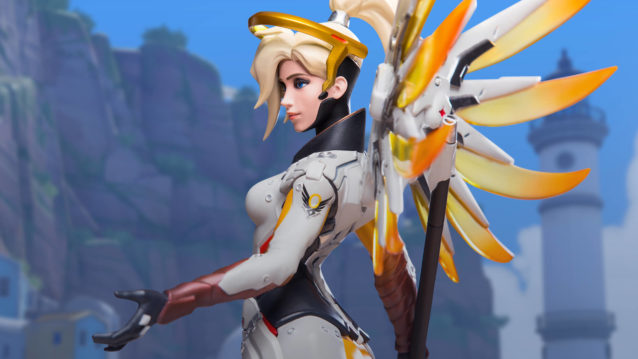 Mercy Overwatch Hd Wallpapers Archives Supertab Themes
