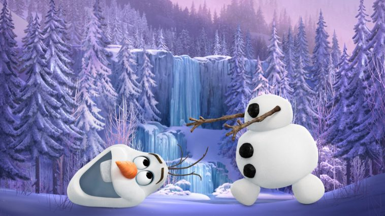 Olaf Frozen Wallpapers Supertab Themes