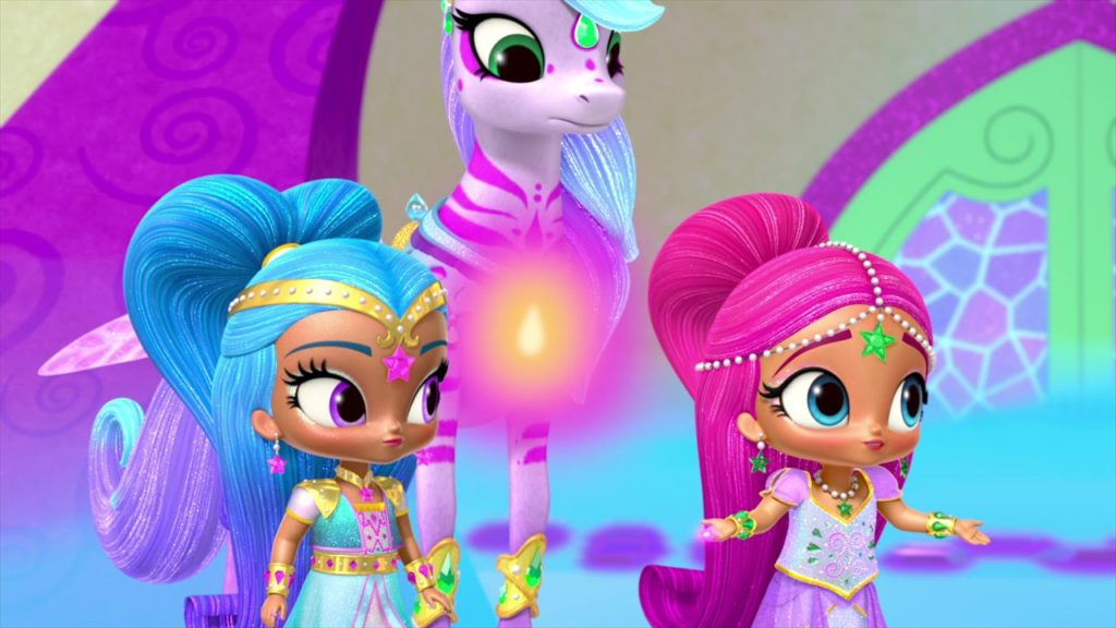 Shimmer And Shine Amazing Wallpapers 2019 Supertab Themes