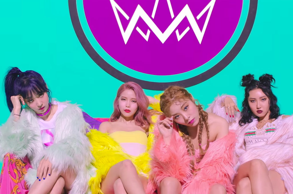 Mamamoo Details and Best Wallpapers - Supertab Themes