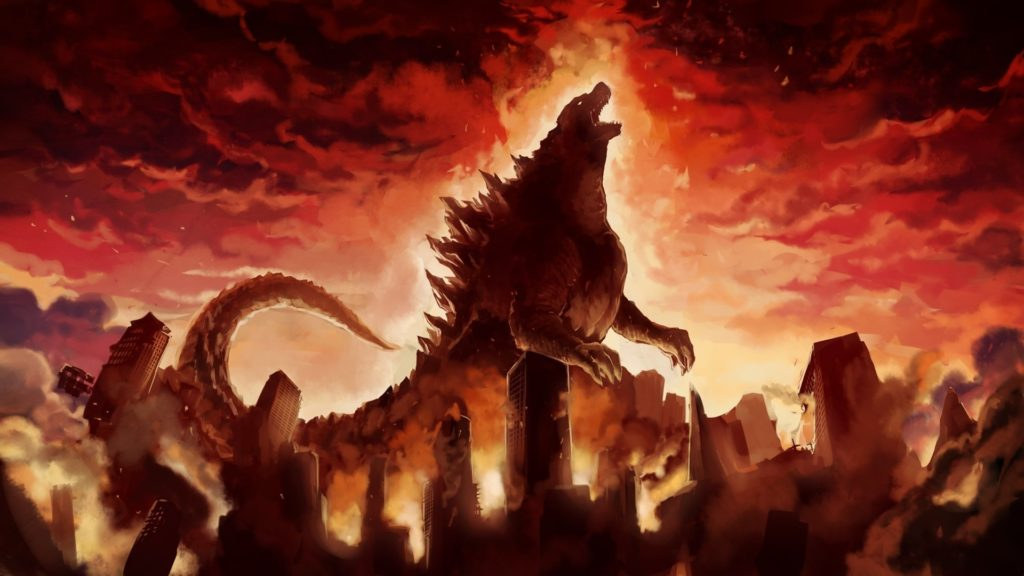 Godzilla King Of The Monsters Hd Wallpapers And Backgrounds Supertab Themes