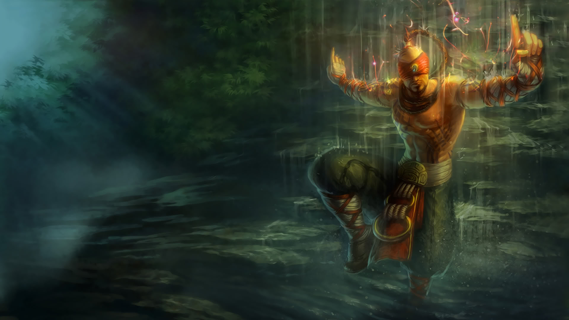 Lee Sin League Of Legends Best Wallpapers 19 Supertab Themes