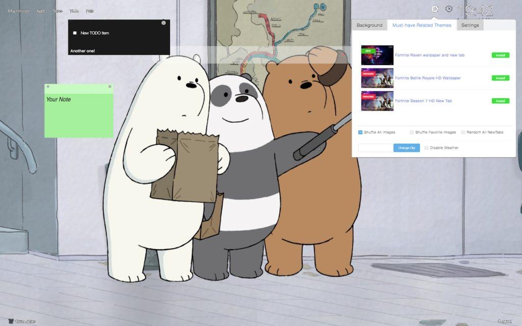imdb we bare bears charlie