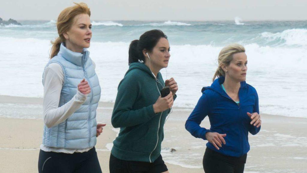 Girls runing