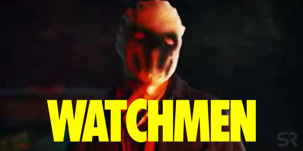 Serious face in Watchmen Best Series