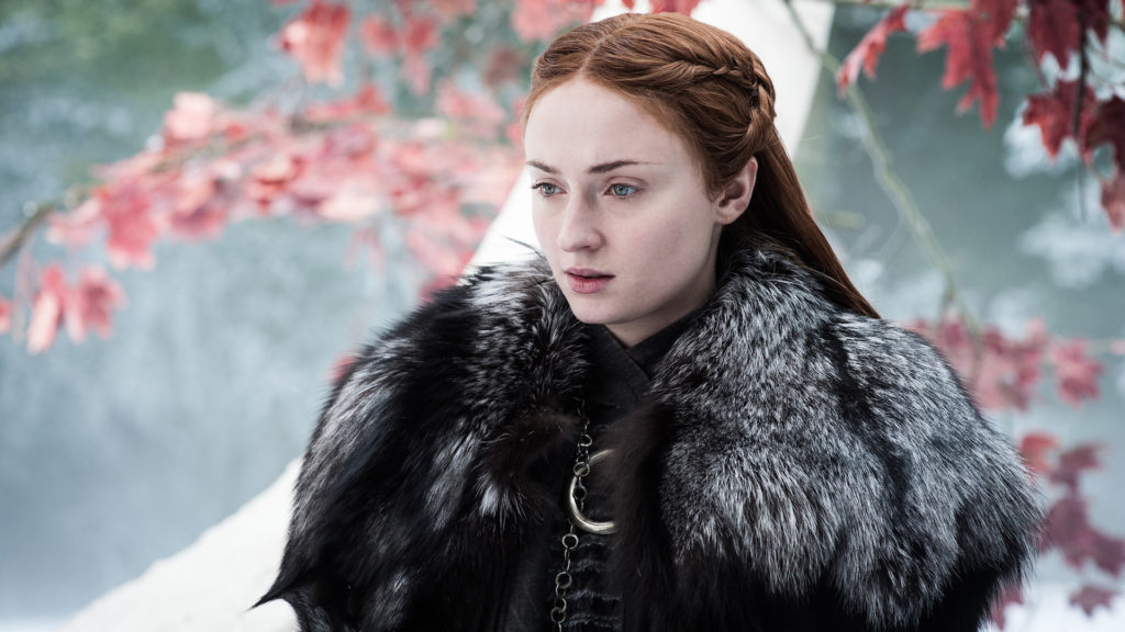 Sophie Turner Game of Thrones Wallpapers