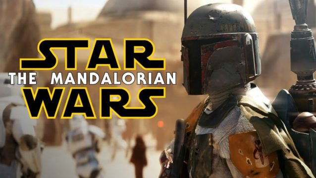 The Mandalorian show Wallpaper