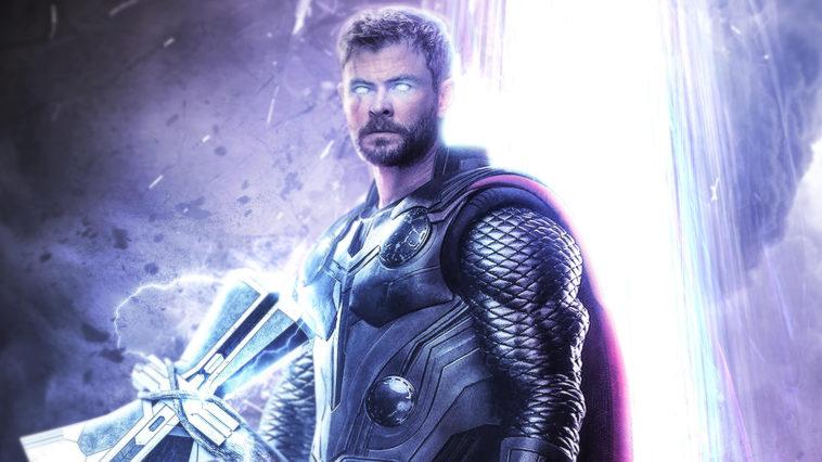 Thor Avengers Endgame Wallpapers Supertab Themes