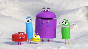 Ask the Storybots Wallpapers