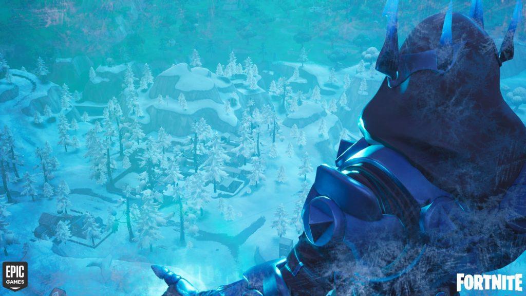 Ice King Skin Fortnite 4k Best Wallpaper Supertab Themes