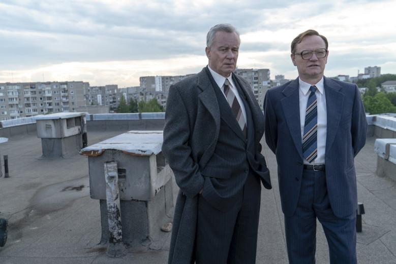 Men in the Chernobyl Best Series