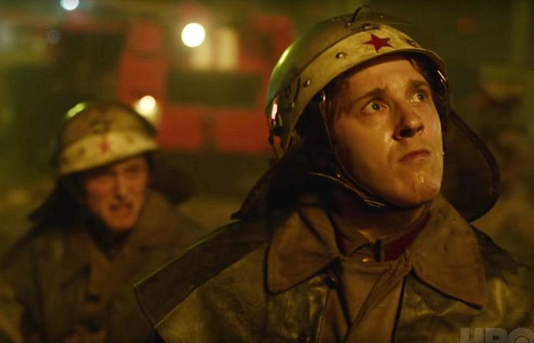 Chernobyl Firefighters Best Series