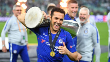 Pedro Rodriguez With Trophy