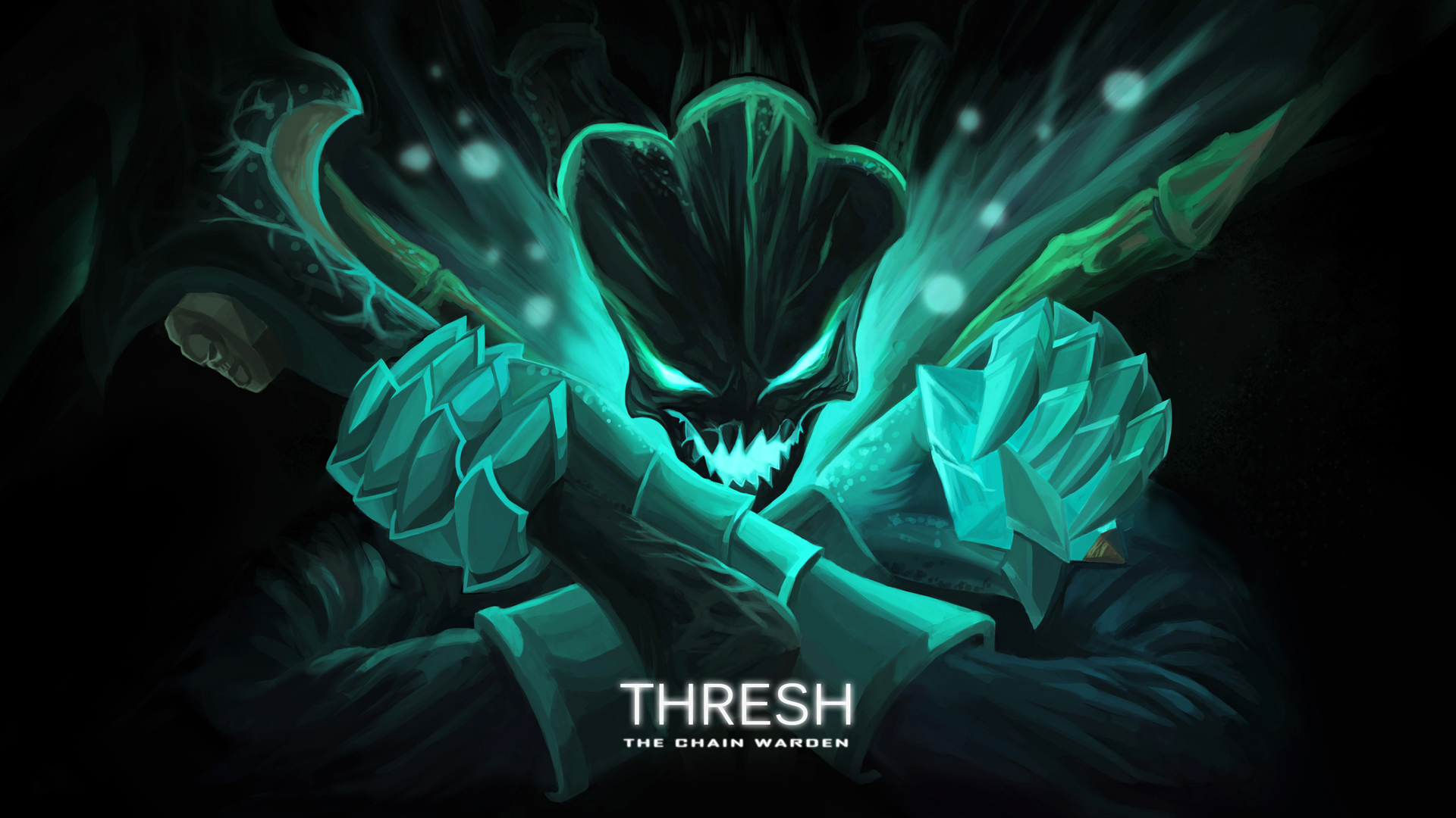 Thresh League Of Legends Details Wallpapers Supertab Themes
