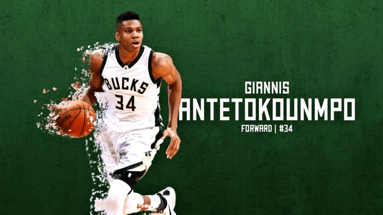 Giannis Antetokounmpo Nba Wallpapers Supertab Themes