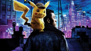 Pikachu Movie Poster