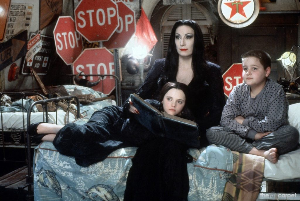 Addams Family Movie Wallpaper
