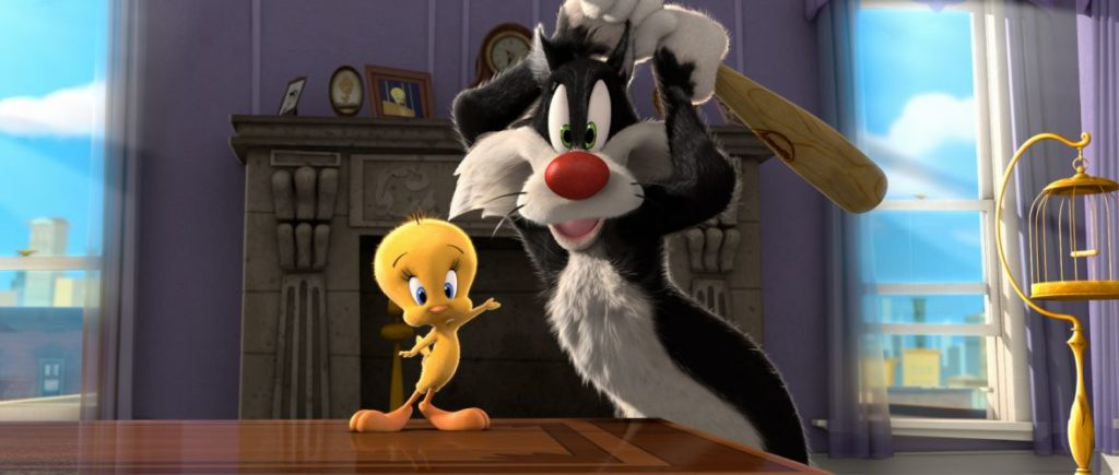 Sylvester and Tweety Looney Tunes Wallpaper