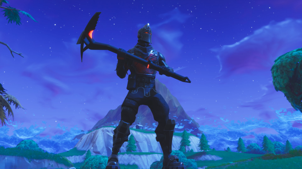 Black Knight Fortnite Tier 100 Skins